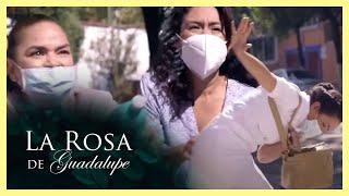 La Rosa de Guadalupe: Beatriz es atacada con cloro, solo por ser enfermera | Todos somos uno