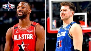 Who is all in the all star game 2020