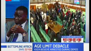 Bottomline Africa: Chaos in the Ugandan parliament over age-limit debate
