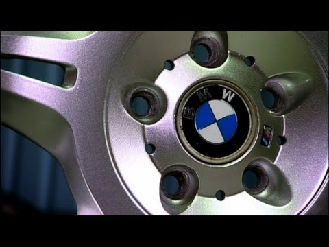 How To Respray Wheels: BMW M3 - Wheeler Dealers