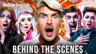 BEHIND THE SCENES  - Escape the Night S3 (Ep 11) - Video Youtube