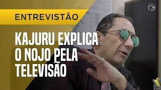 """""""VI COISAS HORROROSAS NA TV"""", DIZ KAJURU"""