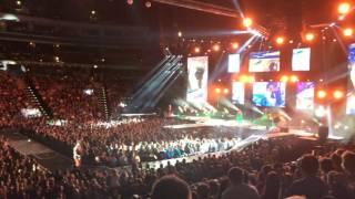Kryštof Srdcebeat Tour 2015 Praha 27.5.2015 - Tak pojď hledat břeh - celá píseň