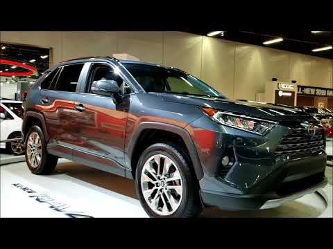 Toyota Rav4 Limited AWD Review of Features and Vehicle