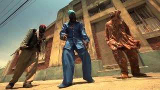 Bobo Man a Chant - Capleton feat. Jah Lex & Selaska (Video)