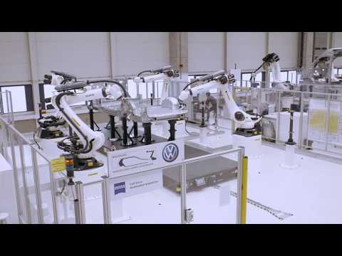 Qualitätssicherung bei der VW Crafter Produktion
