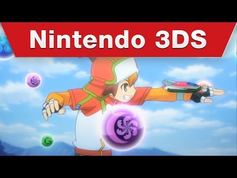 Видео № 0 из игры Puzzle & Dragons Z + Puzzle & Dragons Super Mario Bros. Edition (Б/У) [3DS]