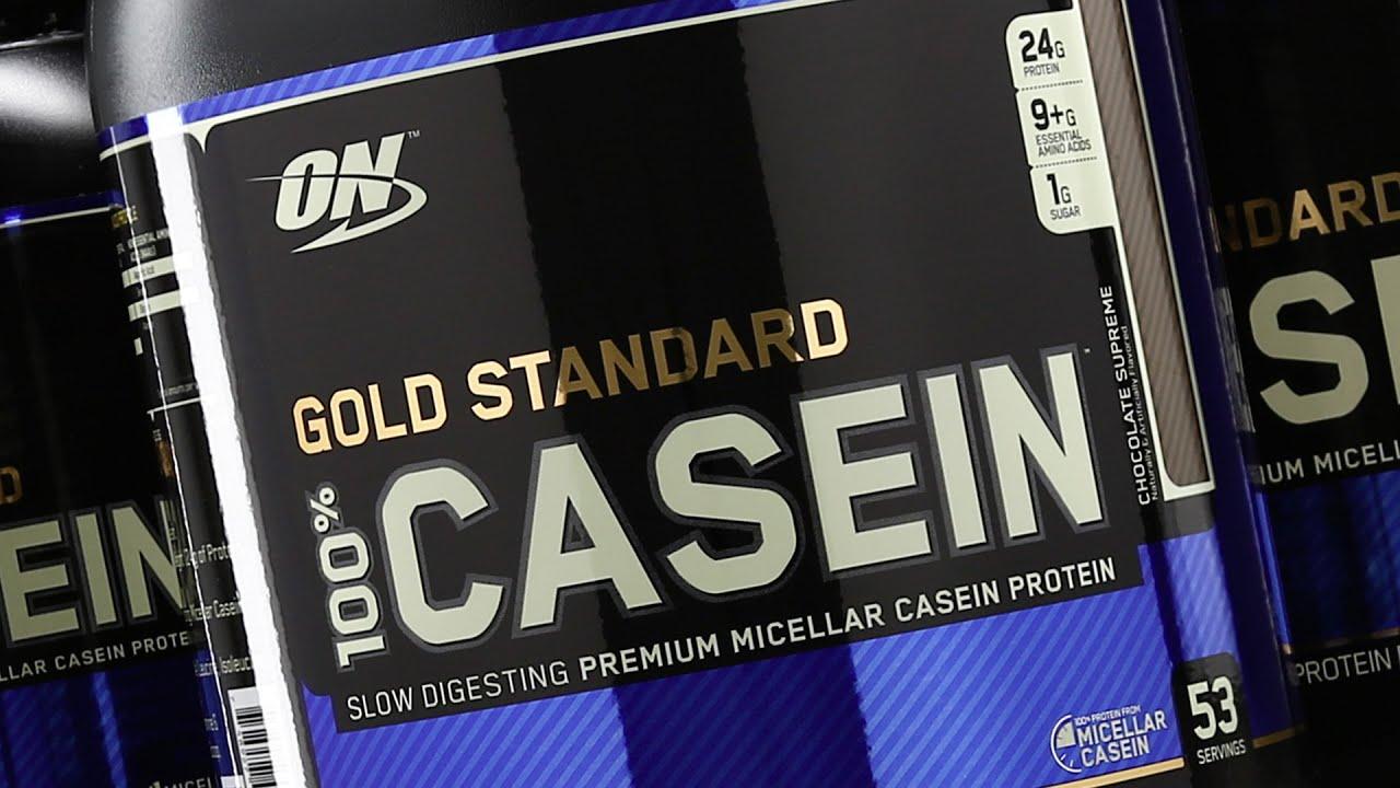 Gold Standard Casein Protein