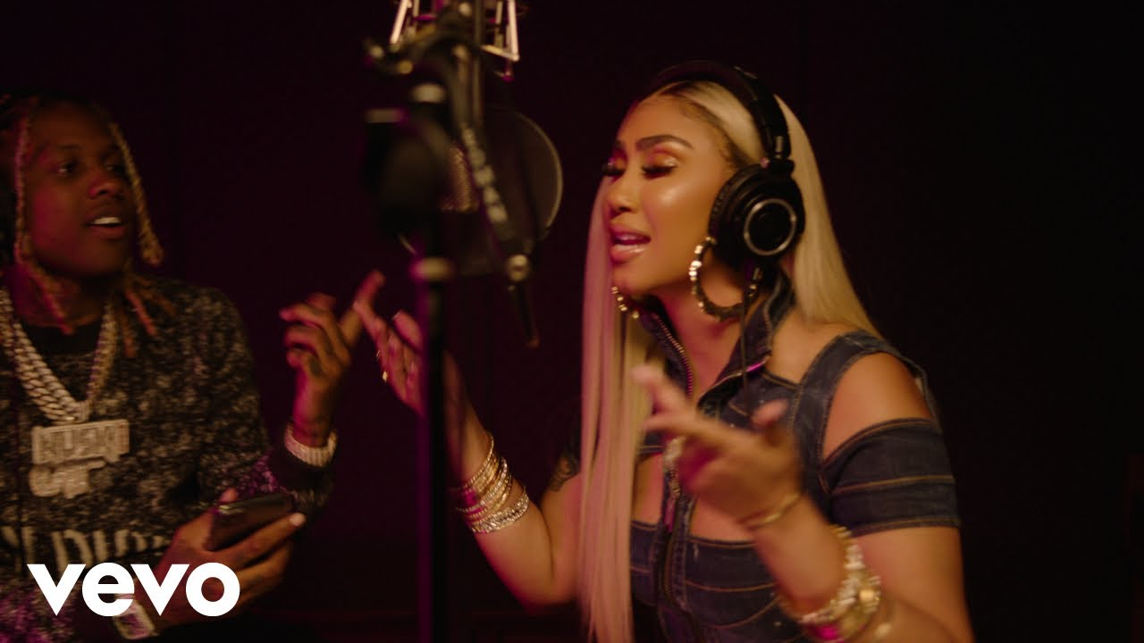 Queen Naija - Lie To Me Ft. Lil Durk (Official Music Video)