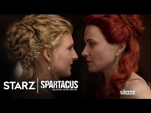 Spartacus: Blood and Sand | The Women | STARZ