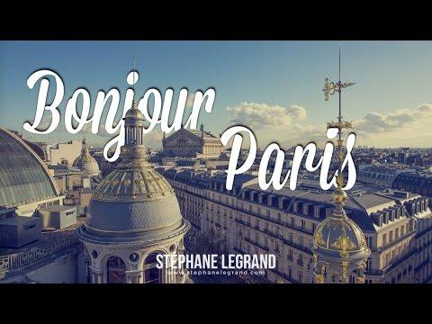 Bonjour Paris: Ένα υπέροχο time-lapse βίντεο του Παρισιού