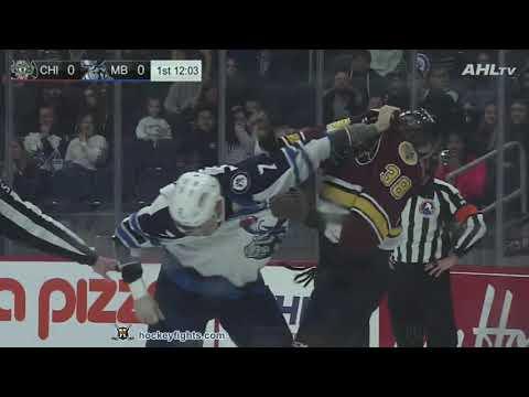 Logan Stanley vs. Jermaine Loewen