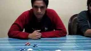 Jugando Poker...