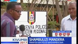 Maafisa wa polisi wavamiwa Lafey kaunti ya Mandera