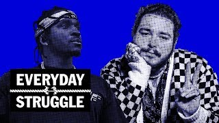 Everyday Struggle - Is Post Malone Pop or Rap? 25-song Albums Cheating? Rap Songs That Make Us Cry