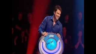 John Barrowman sings Doctor Who theme song- The Weakest Link