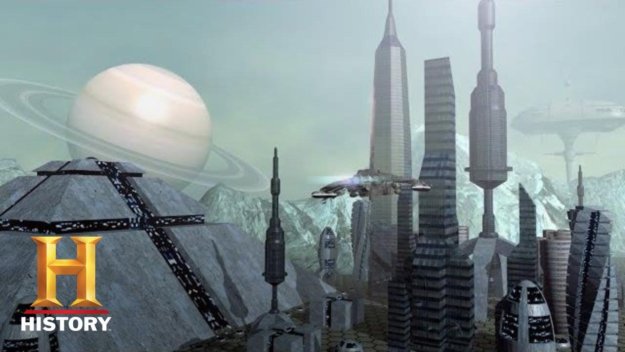 Ancient Aliens: RADIO EVIDENCE OF GALACTIC ALIEN CIVILIZATIONS (Season 14) | History
