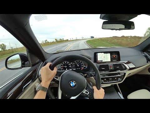 Der Aufwand des Benzins auf 100 km beim BMW