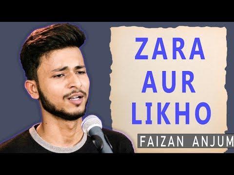 Hindi Poetry - Zra aur Likho