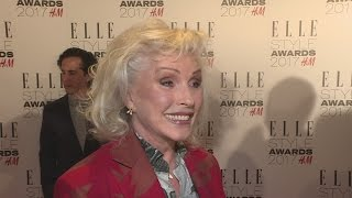 Elle Style Awards 2017 <b>Debbie Harry</b> Hits Out At Trump
