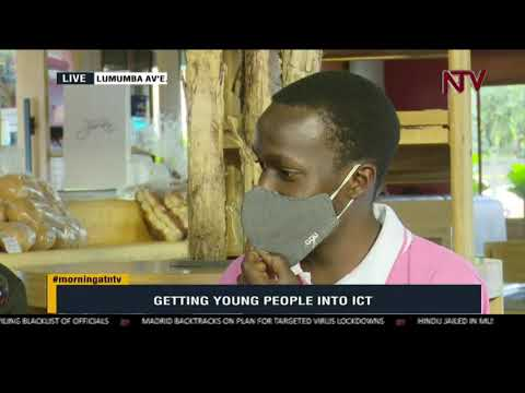 Getting the youth into ICT | MORNING AT NTV