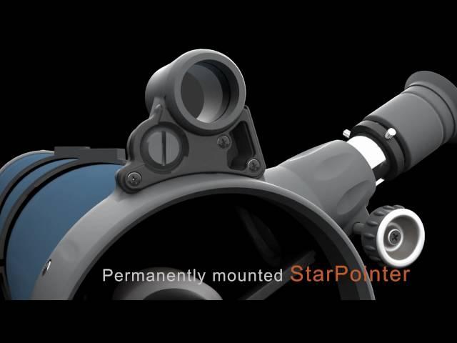 Celestron AstroMaster 76 EQ 76 mm Telescope - 31035