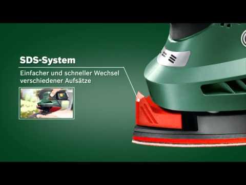 Bosch PSM 18 LI / sans batterie (Ponceuse multi)