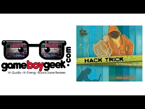 The Game Boy Geek Reviews Hack Track