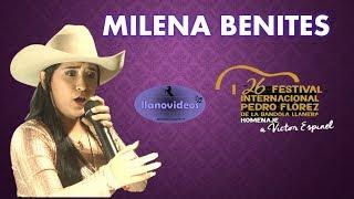 Milena Benites En La Tierra De La Bandola 2018