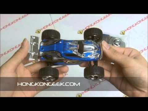 - UNBOXING AND TEST - REMOTE CONTROL CAR 2019