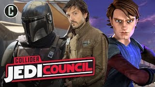 The Mandalorian and Star Wars: Episode IX - What do Kristian and Ken Want to See? - Jedi Council