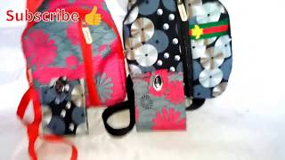 preview picture of video 'ANKARA SHAKU SHAKU BAG FOR CELEBRITY  DIY ANKARA BAG'