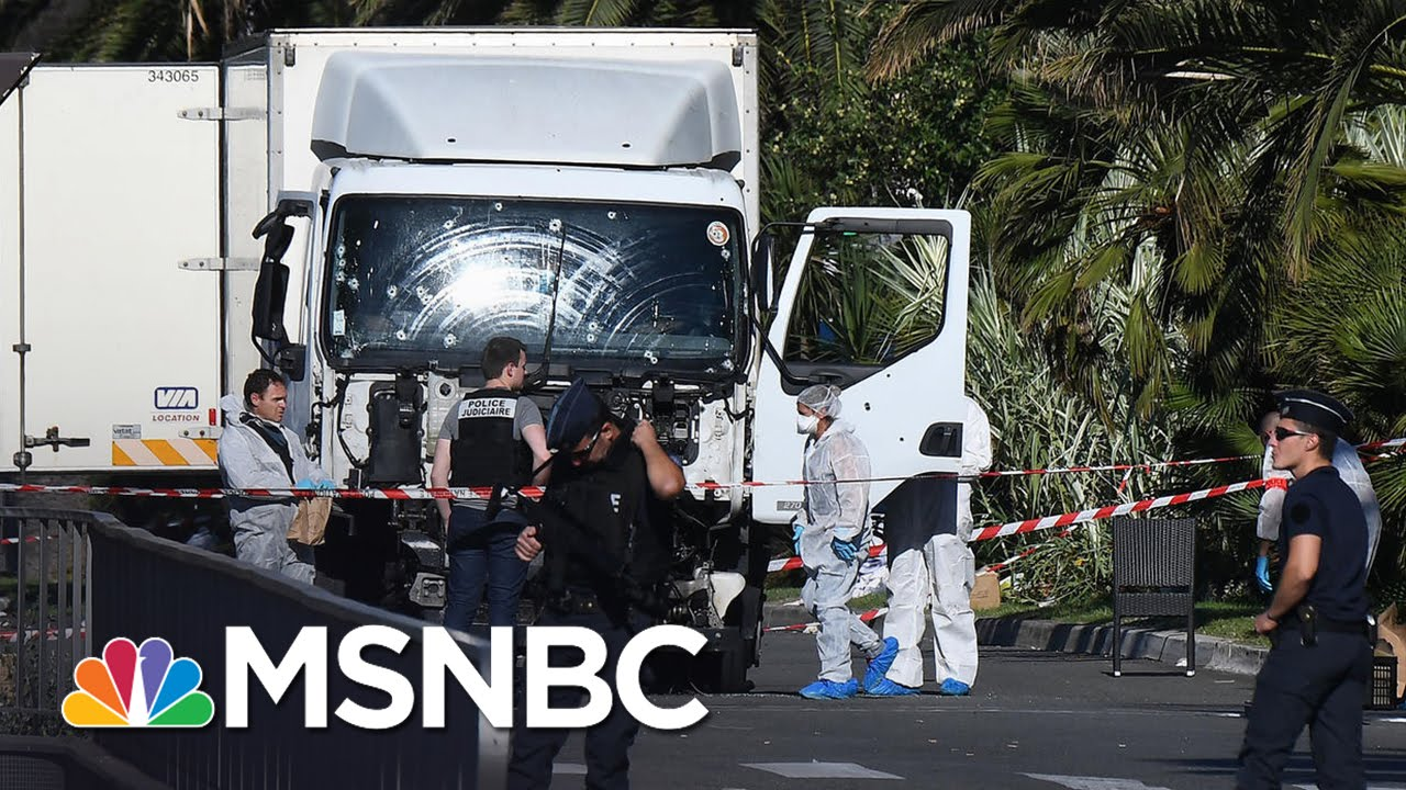 How Do You Prevent 'A Man And A Truck'? | Morning Joe | MSNBC thumbnail