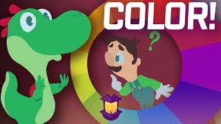 How to Use Color Theory in Character Design and Like, Actually Know What You're Doing!