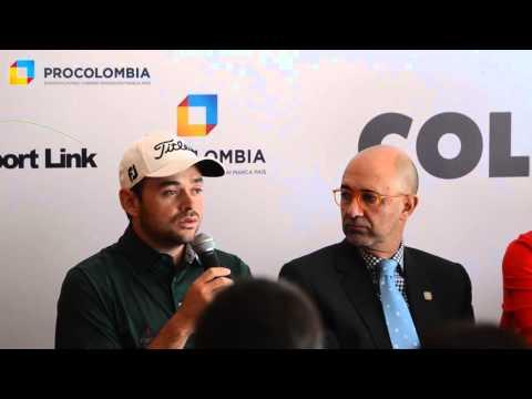 Colombia promociona el Turismo de Golf con torneos internacionales realizados en el país