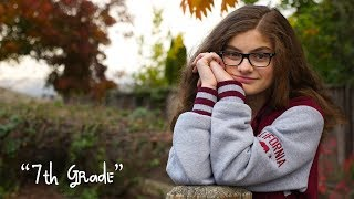 Sophie Pecora - 7th Grade (Lyric Video)