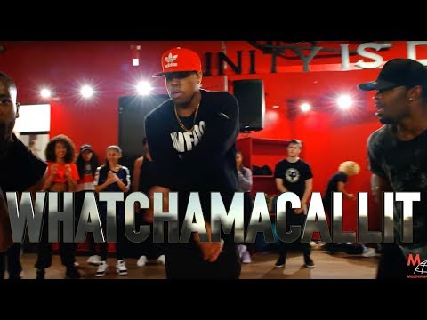 """Ella Mai Feat. Chris Brown - """"Whatchamacallit""""   Phil Wright Choreography   IG : @phil_wright_"""