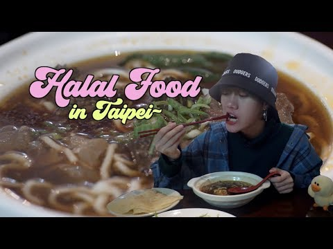 HALAL FOOD IN TAIPEI #03