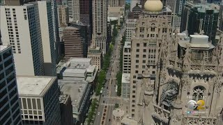 Chicago's Magnificent Mile At Risk For Massive Store Closures