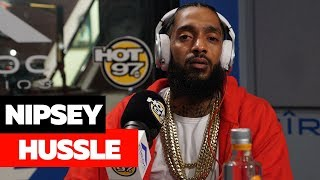 NIPSEY HUSSLE FREESTYLES ON FLEX | #FREESTYLE089