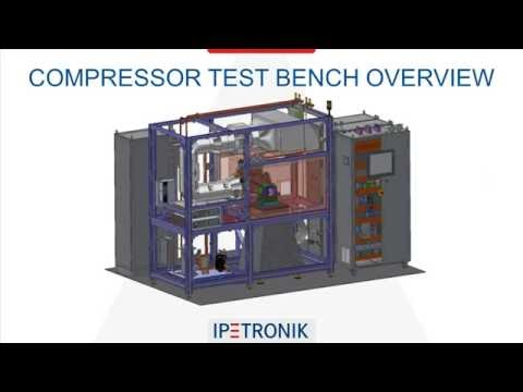Youtube Video IPEcompressor Test Bench