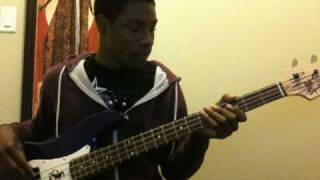 Break Out! Break Out! - All Time Low (Bass Cover)