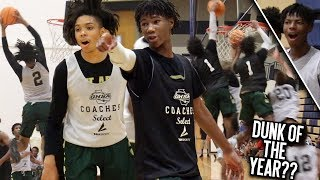 Deivon Smith Catches The Most DISRESPECTFUL BODY You'll See All Summer  + Caleb Murphy at Grayson