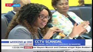 Senate Committee questions Shs. 15B CCTV cameras installed in Nairobi
