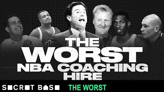 Rick Pitino, awful Celtics coach, was outdone by Rick Pitino, awful Celtics president | The Worst