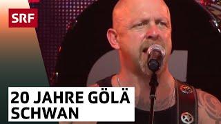 Gölä: Schwan Live | 20 Jahre Gölä – Die Jubiläumsshow | SRF Musik