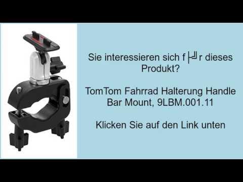 TomTom Fahrrad Halterung Handle Bar Mount, 9LBM.001.11