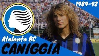 Claudio Caniggia | Atalanta BC | 1989-1992