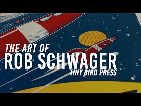 The Nostalgic Art of Tiny Bird Press