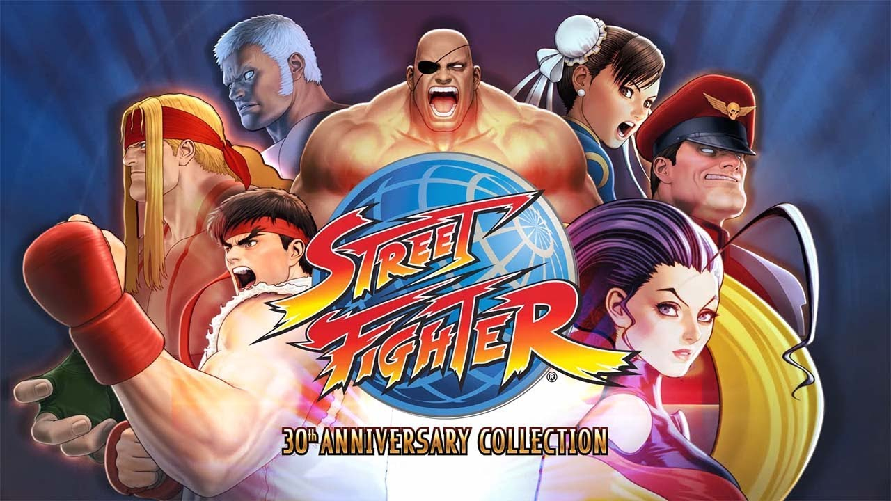 Street Fighter 30th Anniversary Collection [STEAM] video